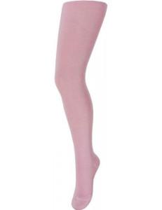 Колготки гладкие розовые для девочек лукоморье